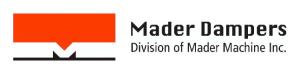 Mader Damp Logo